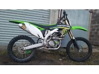 KXF 450 2011 EFI NOT 250 RMZ KTM YZF CRF MX BIKE