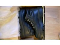 steel toe capped boots size 7