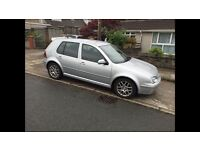 53 plate Vw mk4 golf 1.9gt tdi pd150 silver