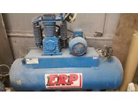 250 ltr 3 phase air compressor