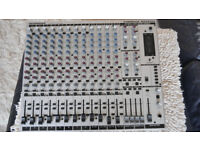 Behringer Eurorack MX 2642A mixer in amazing condition.