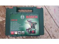 Bosch PSR 18 Drill (18v)