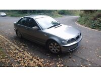 BMW 320 turbo diesel, 6 speed, 108000 miles