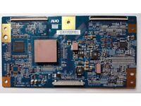 Tcon board for Sony TV KDL-40V3000 controller control LVDS 07A34-1C T400HW01 V1 KDL40V3000