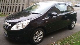2008 Corsa 1.3 Diesel Eco Flex, One previous owner, 12 Months MOT, Two keys, Just Serviced