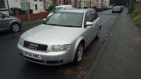 Audi A4, Estate, 2004, 1.9 TDI, 100 BPH