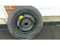 Mr2 mk2 spare wheel