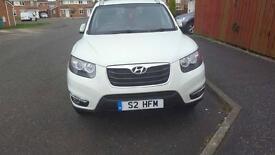 Hyundai Santa Fe Premium Crdi 2011