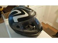Caberg flip face helmet L