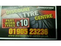 Tyre fitter wanted