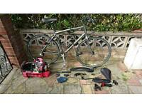 Specialized Sirrus 2007 and accessories