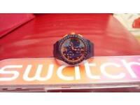 Swatch watch unisex