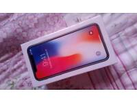 Apple iPhone x New Sealed