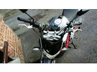 Motorbike Venom se 125cc.. Part ex considered for car