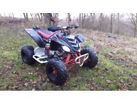 Yamaha raptor 660 road legal 12 mouths mot not 700 banshee blaster ltz ltr yzf trx ktm