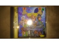 Shining the holy ark japanese saturn game