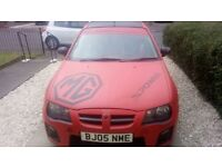(MG-ZR) For sale