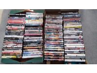 Huge Job-lot of 100 DVDs.
