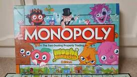 Monopoly Moshi Monsters Edition
