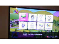 "50"" LG LED FHD TV WITH FREEVIEW HAS REMOTE comes with wall bracket"