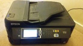 PRINTERS : EPSON WF-7610, 4 in 1 office printer & HP Officejet 4620
