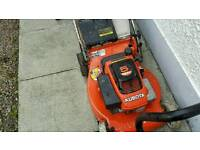 Kubota industrial lawnmower £180