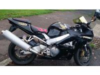 Honda fireblade rr 929 £2,500..Devon Exeter