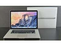 """Two month old Macbook Pro 15"""" Retina 2.5GHz i7"""