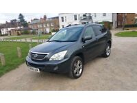 Lexus RX400H, 2006 06, Top of the range hybrid, servive history, every extra including rear dvd