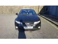 Honda Civic 2.2 i-CTDi Type S GT Long MOT Panoramic Roof Front Needs Attention