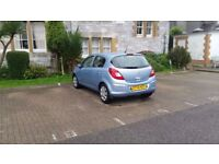 Like new, Vauxhall CORSA CLUB,1.4, 2009 Full Service History, year MOT, Low millage, mint condition
