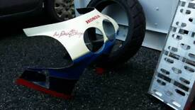 Honda rc 30 spares, exhaust system, gearbox, camshafts and 2 full sets of race bodywork.