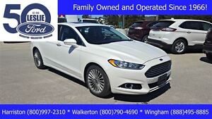 2014 Ford Fusion Titanium AWD   Finance from 1.9%   NAVIGATION