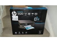 HP ALL IN ONE WIRELESS PRINTER MINT CONDITION BOXED