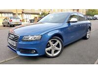 2009 Audi A4 2.0 TDI SE 6 Speed Manual (143bhp) SAT-NAV £4300