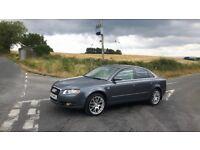 2007 Audi A4 1.9 TDI, SE, 115bhp* low miles*1 year MOT