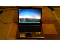 ASUS V1JP LAPTOP INTEL CENTRINO,Duo7200 Windows XP PRO,USED GOOD.