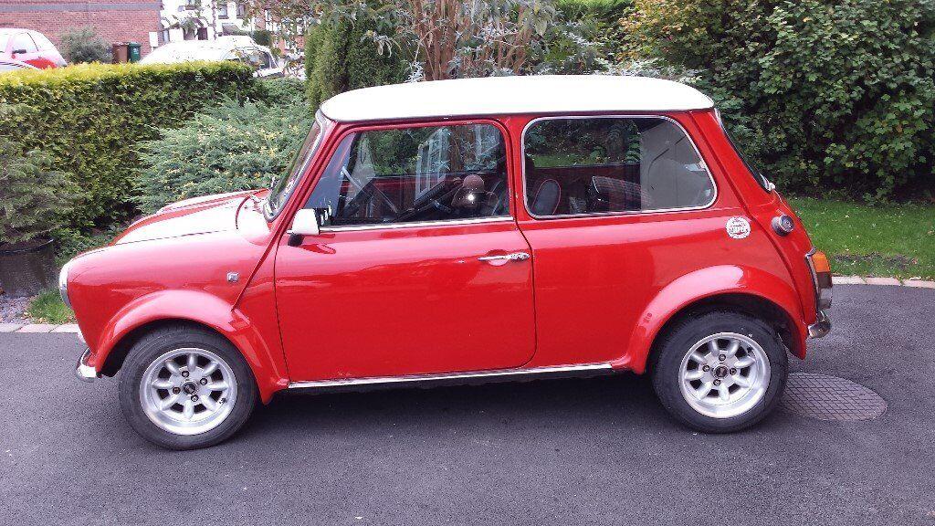 For Sale 1991 Mini Cooper 1300