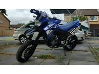 2007 Yamaha XT660X Supermoto/Tourer