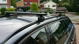 Thule Roof Bars and fixing kit / BMW