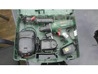 Bosch 18v cordless drill