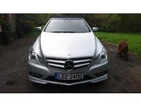 ABS. BARGAIN MORE REDUCED !!!! FULL MOT Mercedes Benz E Class 220 Diesel AMG Sport Convertible Model