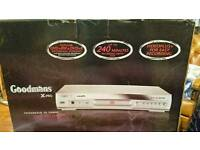 Goodmans DVD Recorder - New