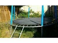12 feet trampoline