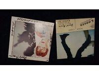 david bowie vinyls