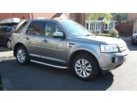 Land Rover Freelander 2 2.2 SD4 HSE 4x4 5dr Grey with 2 years RAC warranty and serviced in July 2016