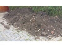 *****Free 20 tonne top soil - good quality, unbagged, collection only b20******
