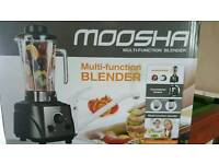 Moosha commercial blender