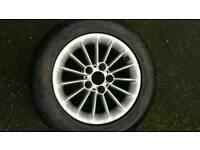Michelin 225/55/16 + rim