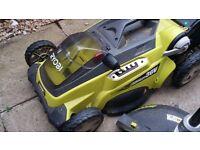 Ryobi 36V Battery Powered Lawnmower